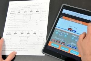 iPad lab photo